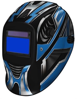 Immagine di Maschera ClearWelding TM17 Blue Shark 615