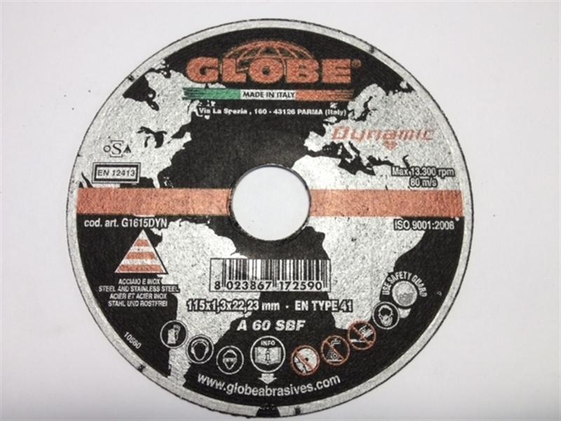Globe 125 x 1,3 Dynamic
