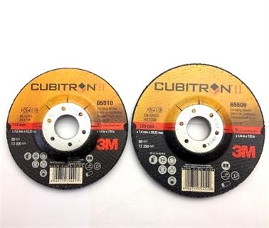 Immagine di Disco abrasivo 3M Cubitron II 125 x 7