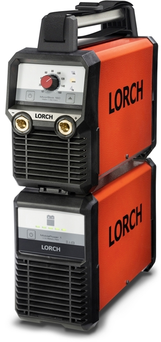 Immagine di Saldatrice Lorch MicorStick 160 a batteria