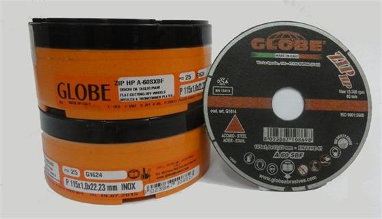 Immagine di Globe 115 x 1,3 Inox