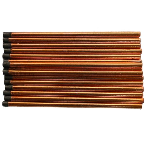 Elettrodi di carbone per scriccatura 10 x 305 ARCAIR