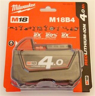 Immagine di Batteria Milwaukee M18b4
