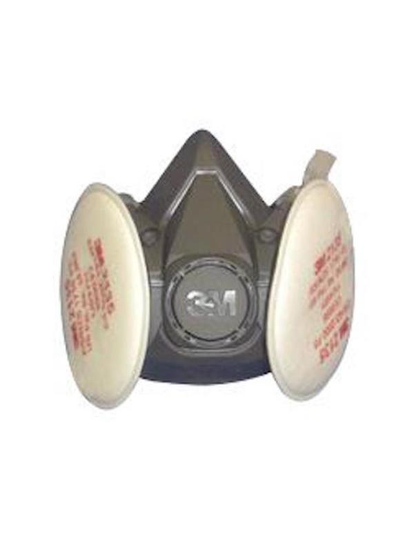 3M Robusta Semimaschera Confort Serie 6500