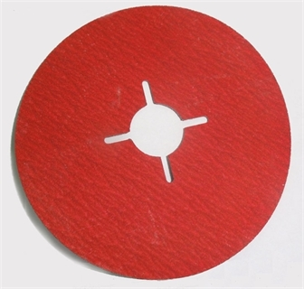 Immagine di Disco fibrato Pferd ceramizzato 80+
