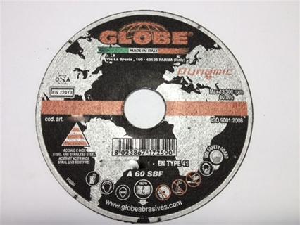 Immagine di Dischi da taglio Globe 230 x 2,0 Dynamic