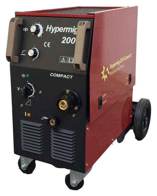 Saldatrice HyperMig 200 Compact